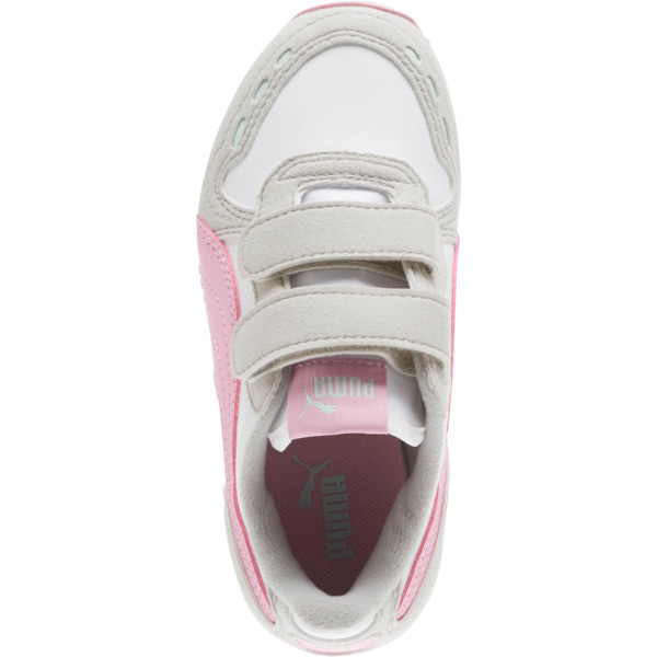 Cabana Racer SL AC Sneakers PS, Puma White-Gray Violet, large