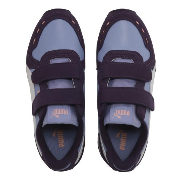 Cabana Racer SL AC Little Kids' Shoes, Sweet Lavender-Indigo, large