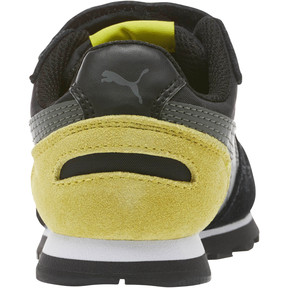 Thumbnail 4 of ST Runner NL Little Kids' Shoes, Puma Black-Dark Shadow, medium