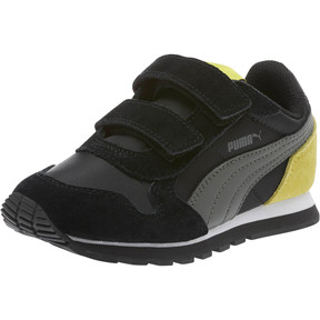 Thumbnail 1 of ST Runner NL Little Kids' Shoes, Puma Black-Dark Shadow, medium