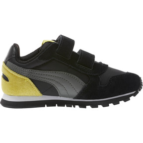Thumbnail 3 of ST Runner NL Little Kids' Shoes, Puma Black-Dark Shadow, medium