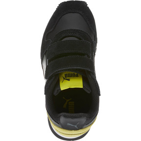 Thumbnail 5 of ST Runner NL Little Kids' Shoes, Puma Black-Dark Shadow, medium