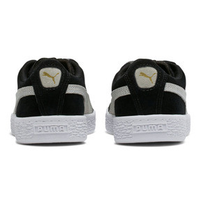 Thumbnail 4 of Suede Sneakers PS, Puma Black-Puma White, medium