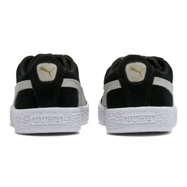 Suede Sneakers PS, Puma Black-Puma White, large