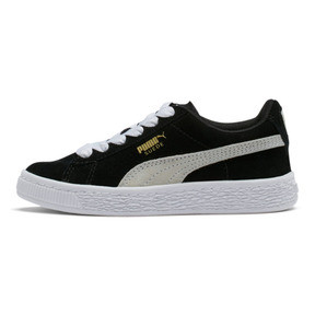 Thumbnail 1 of Suede Sneakers PS, Puma Black-Puma White, medium