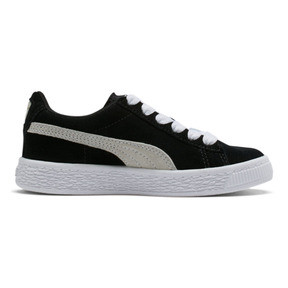 Thumbnail 5 of Suede Sneakers PS, Puma Black-Puma White, medium
