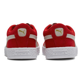 Thumbnail 4 of Suede Sneakers PS, high risk red-white, medium