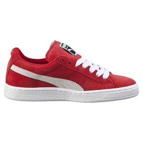 Thumbnail 3 van Suede sneakers voor kinderen, high risk red-white, medium