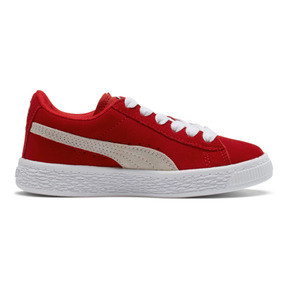 Thumbnail 5 of Suede Sneakers PS, high risk red-white, medium