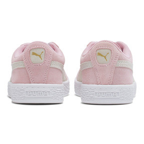 Thumbnail 4 of Suede Sneakers PS, Pink Lady- White-P.T. Gold, medium