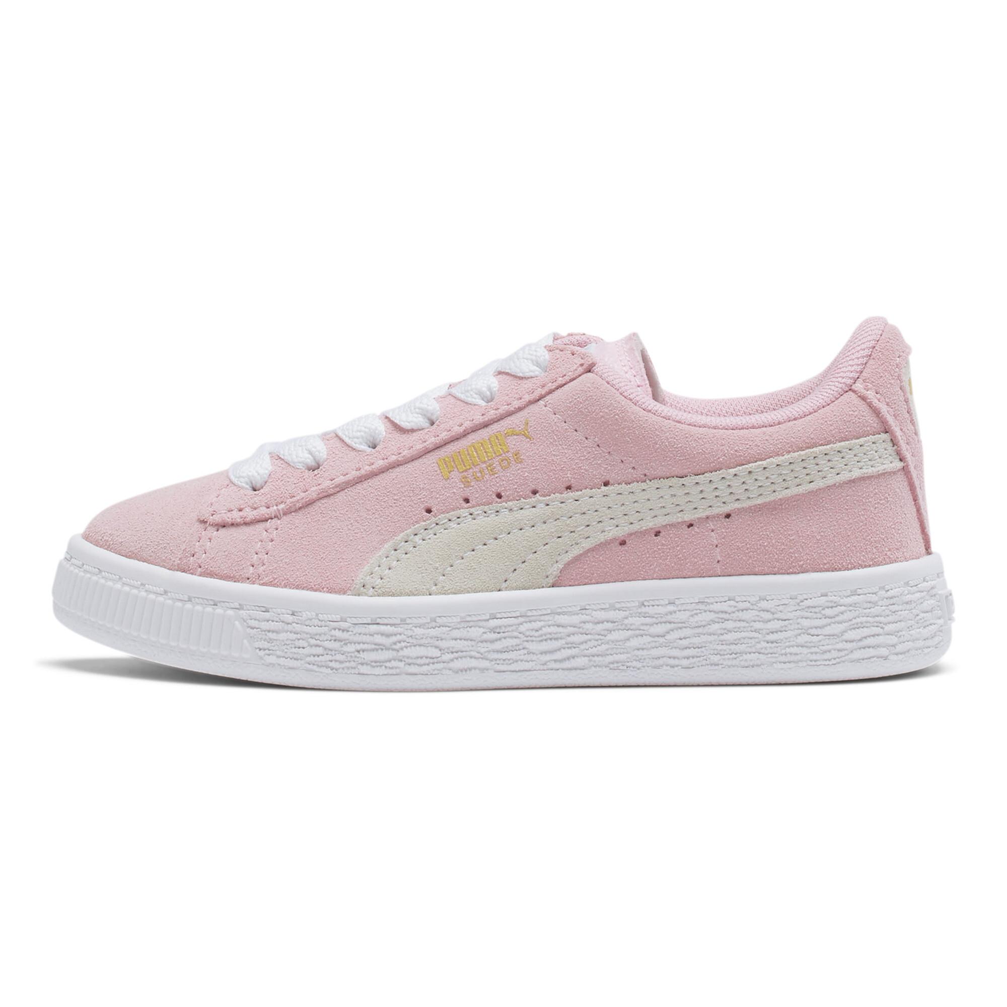 PUMA-Suede-Little-Kids-039-Shoes-Kids-Shoe-Kids thumbnail 4