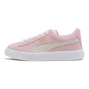 Thumbnail 1 of Suede Sneakers PS, Pink Lady- White-P.T. Gold, medium