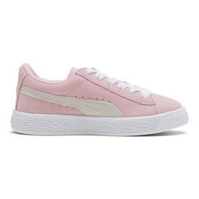 Thumbnail 5 of Suede Sneakers PS, Pink Lady- White-P.T. Gold, medium