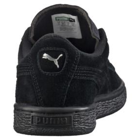 Thumbnail 4 van Suede sneakers voor kinderen, Puma Black-Puma Silver, medium