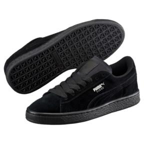 Thumbnail 2 van Suede sneakers voor kinderen, Puma Black-Puma Silver, medium