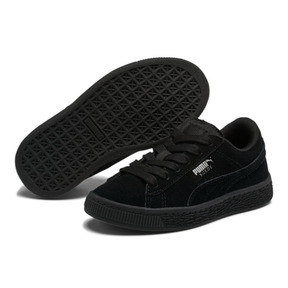 Thumbnail 2 of Suede Sneakers PS, Puma Black-Puma Silver, medium