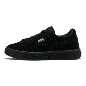 Thumbnail 1 of Suede Sneakers PS, Puma Black-Puma Silver, medium