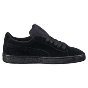 Thumbnail 3 van Suede sneakers voor kinderen, Puma Black-Puma Silver, medium