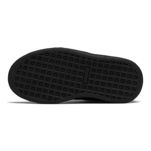 Suede Sneakers PS, Puma Black-Puma Silver, large