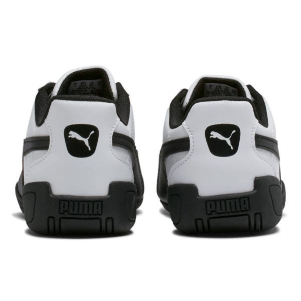 Zapatos Tune Cat 3 para junior, Puma White-Puma Black, grande