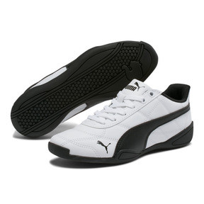 Miniatura 2 de Zapatos Tune Cat 3 para junior, Puma White-Puma Black, mediano