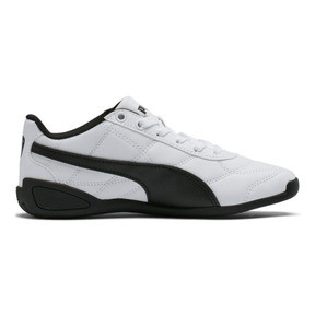 Miniatura 5 de Zapatos Tune Cat 3 para junior, Puma White-Puma Black, mediano