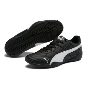Thumbnail 2 of Tune Cat 3 Shoes JR, Puma Black-Puma White, medium