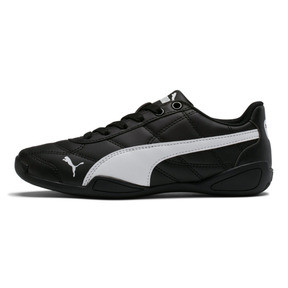 Thumbnail 1 of Tune Cat 3 Shoes JR, Puma Black-Puma White, medium