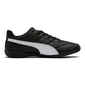 Thumbnail 5 of Tune Cat 3 Shoes JR, Puma Black-Puma White, medium