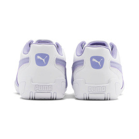 Thumbnail 4 of Tune Cat 3 Shoes JR, Puma White-Sweet Lavender, medium