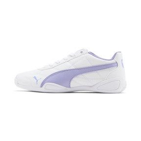 Thumbnail 1 of Tune Cat 3 Shoes JR, Puma White-Sweet Lavender, medium