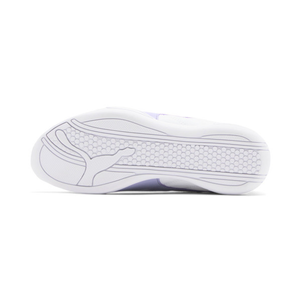 Tune Cat 3 Shoes JR, Puma White-Sweet Lavender, large