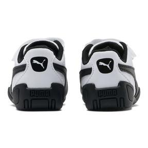 Thumbnail 4 of Tune Cat 3 AC Toddler Shoes, Puma White-Puma Black, medium