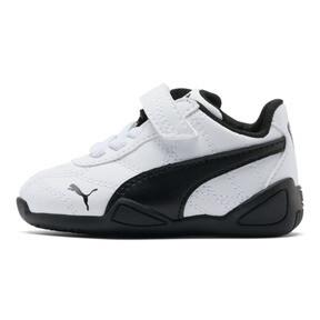 Thumbnail 1 of Tune Cat 3 AC Toddler Shoes, Puma White-Puma Black, medium