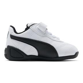 Thumbnail 5 of Tune Cat 3 AC Toddler Shoes, Puma White-Puma Black, medium