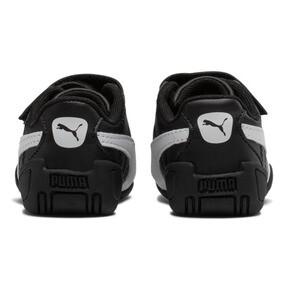 Thumbnail 4 of Tune Cat 3 AC Toddler Shoes, Puma Black-Puma White, medium