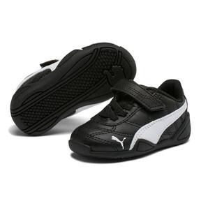Thumbnail 2 of Tune Cat 3 AC Toddler Shoes, Puma Black-Puma White, medium