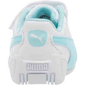 Miniatura 4 de Zapatos Tune Cat3AC para bebés, Puma White-Island Paradise, mediano