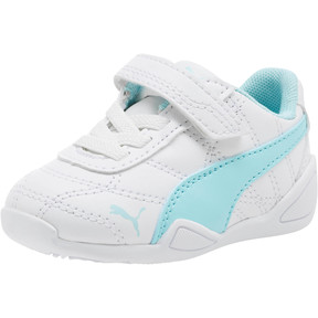 Miniatura 1 de Zapatos Tune Cat3AC para bebés, Puma White-Island Paradise, mediano