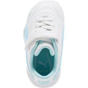 Miniatura 5 de Zapatos Tune Cat3AC para bebés, Puma White-Island Paradise, mediano