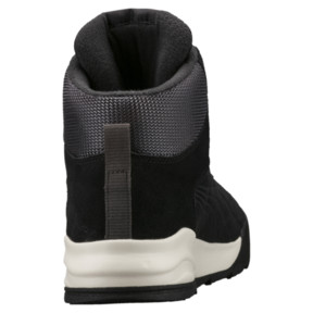 Thumbnail 4 of Desierto Trainer High Tops, Black-Black -Whisper White, medium