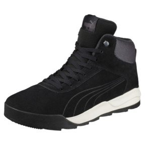 Thumbnail 1 of Desierto Trainer High Tops, Black-Black -Whisper White, medium