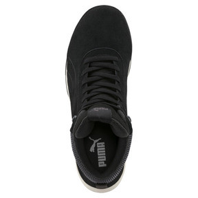 Thumbnail 5 of Desierto Trainer High Tops, Black-Black -Whisper White, medium
