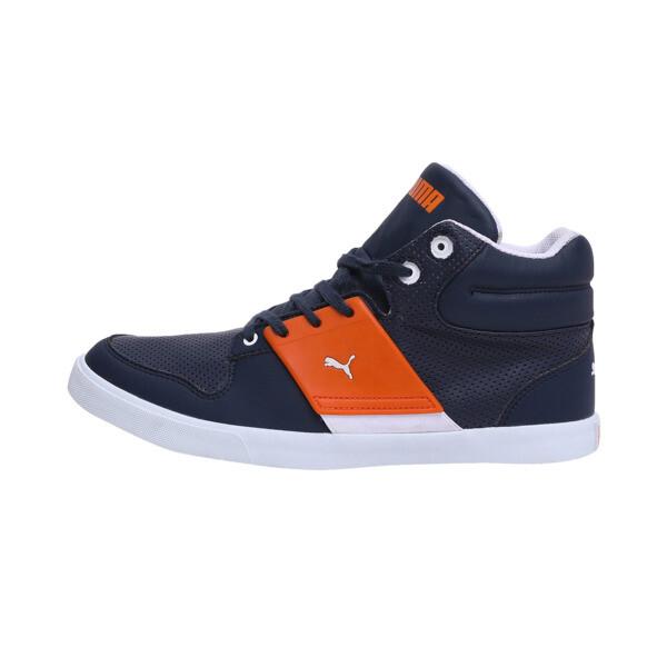 Puma El Ace 2 Mid Pn Dp Black Sneakers