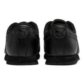 Thumbnail 4 of Roma Basic Sneakers PS, Puma Black-Puma Black, medium