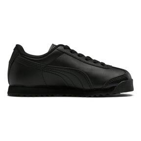 Thumbnail 5 of Roma Basic Sneakers PS, Puma Black-Puma Black, medium