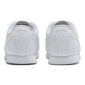 Thumbnail 4 of Roma Basic Sneakers PS, Puma White-Gray Violet, medium