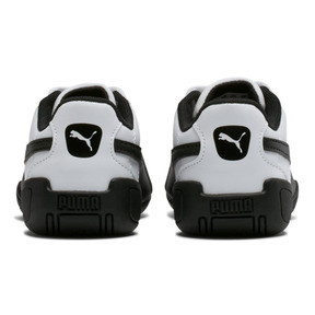Thumbnail 4 of Tune Cat 3 Little Kids' Shoes, Puma White-Puma Black, medium