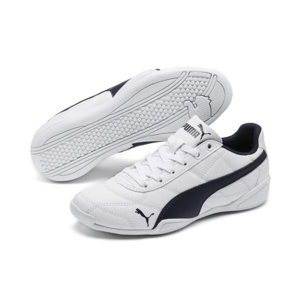 キッズ チューンキャット 3 V PS (17-21cm), Puma White-Peacoat, large-JPN
