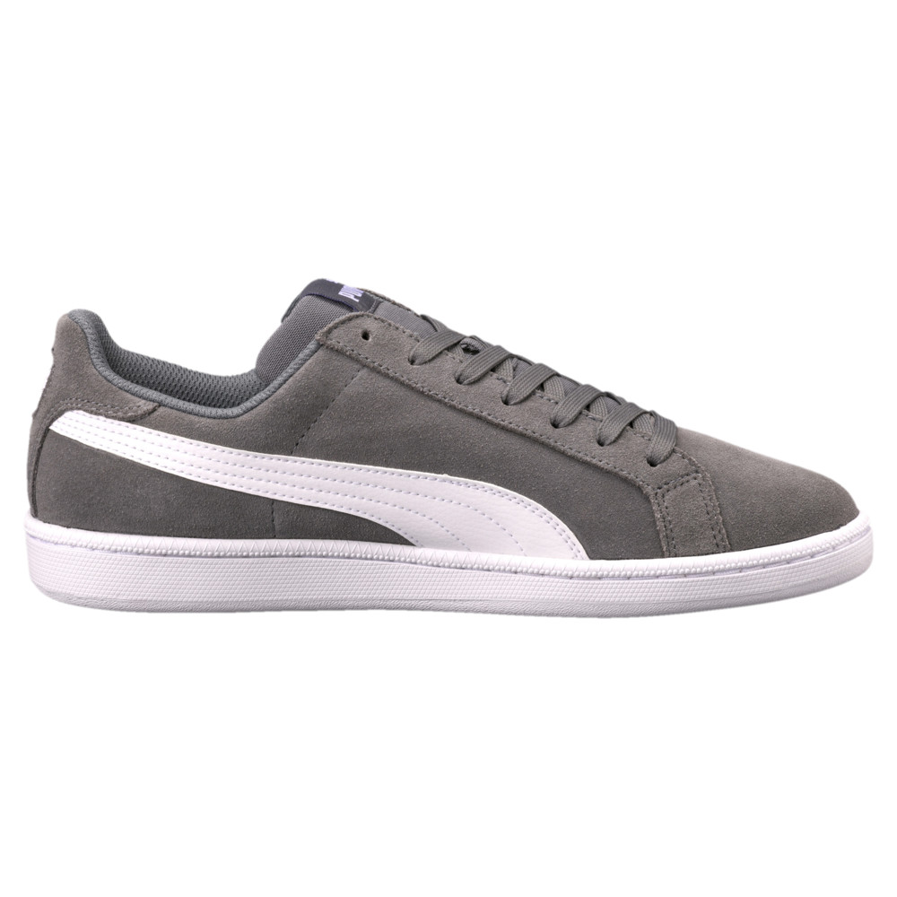 PUMA - Кеды Puma Smash SD – QUIET SHADE-Puma White –, Серый